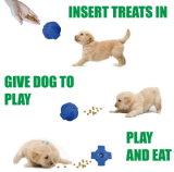 En primer lugar mundial de neumáticos de vinilo Launch-Smart perro tratar la pelota - Blue Edition