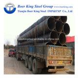 Los tubos de acero de 36 pulgadas de diámetro, API 5Lx52 PSL1/PSL2 Espiral SSAW soldar tubos de acero para construcción material de construcción
