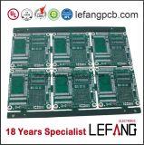 Isenção de chumbo HASL Circuir PCB Board para equipamentos de segurança