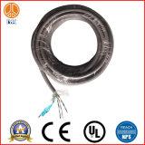 Le conducteur de cuivre pur, PVC a engainé le câble de commande de construction