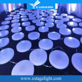 LEIDENE van Dance Floor van de cirkel LEIDEN van de Interactieve Waterdichte Verlichting van het Stadium Dance Floor