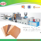 Ligne rigide de machine d'extrudeuse de feuille de PVC de technologie neuve pour feuilleter de film