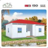 現代デザイン速いインストールプレハブの別荘か家の/Mobileの小さい家