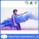 Epoxid-Polyester, das blaue Puder-Beschichtung sprüht