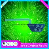 Interruptor de membrana de la fábrica LED Kepad de Shenzhen Yizexin para el clarificante de la robusteza