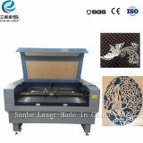 Madeira Nonmetal acrílico máquina de corte a laser de CO2/MDF de couro