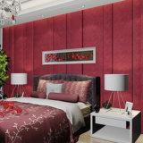 Panneau de mur insonorisé d'isolation de chambre à coucher facile à installer