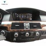 """Andriod Timelesslong 차 BMW 5 시리즈 E60 (GPS/WiFi (TIA-210)를 가진 2005년) 본래 CCC 시스템 8.8를 위한 오디오 DVD 플레이어 GPS 항법 """" OSD 작풍"""