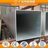 Le profil en aluminium d'extrusion d'usine chinoise avec la distribution prompte a fourni