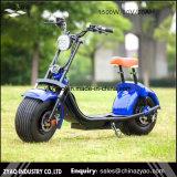 Motorino elettrico della più nuova batteria smontabile di Citycoco 1500W 60V Harley due/batteria smontabile della bici