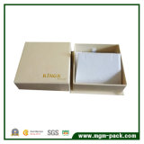 Blanco de alta calidad de madera de embalaje Caja de regalo