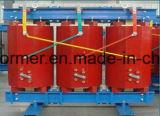 Hermetically-Sealed In olie ondergedompelde Amorfe Transformator van de Distributie van de Legering