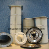 De industriële Patroon van de Filter van het Stof voor het Schoonmaken van de Trekker van het Stof de Vervanging van de Filter van het Stof van de Machine