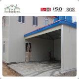Estructura de acero de la luz de bajo coste Villa Chalet Casa prefabricadas prefabricados