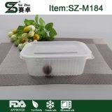 Contenitore di memoria dell'alimento della casella di pranzo di alta qualità con la copertura stagna 750ml