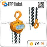 Блок Hsc талей с цепью нержавеющей стали цепной