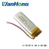Kamera-Batterie 501646pl 3.7V 380mAh Li-Polymer-Plastik Batterie Fordvd Kamera GPS-PSP Bluetooth