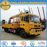クレーン6X4掘削機のローディングのトラックが付いているDongfeng 20tのローディングブームのトラック