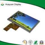 5 VGA AV HDMI TFT LCD van de Monitor van de Aanraking van de duim