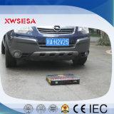 (Radio di controllo provvisorio) con il sistema di scansione di sorveglianza del veicolo (UVSS portatile)