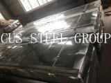 Aluzinc Metalldach-Blätter/Galvalume-gewölbtes Stahlblech