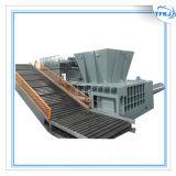 L'acier aluminium automatique peut compresser la ramasseuse-presse
