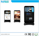 Im Freien LED-beweglicher bekanntmachender Bildschirm/Zeichen-Vorstand