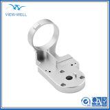 Usinagem de peças de alumínio de precisão personalizado de Peças para máquinas de costura