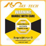 고품질 허약한 경고 충격 표시기 충격 스티커