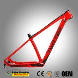 Fibre de carbone durable Cadre de bicyclette de trame de vélo de montagne MTB 29er