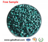 Groen Pigment Masterbatch met Certificaat RoHS
