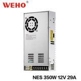 Bloc d'alimentation de C.C à C.A. de la série 350W 30A 12V de Weho Nes