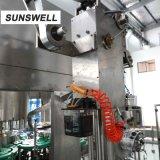 PET abgefüllte dichtende Maschinen-Joghurt-füllende mit einer Kappe bedeckende Maschine