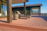 Le bois Composite Decking de terrasse en plastique
