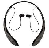 Garganta que pendura o auscultadores sem fio de Earbud do fone de ouvido de Bluetooth 4.0