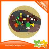 Универсальный парк атракционов игрушек малышей оборудования игры сползает для детей
