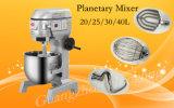 Mezclador planetario de múltiples funciones aprobado 20L del Ce con buen precio
