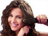 Salon Straight Pente reta da escova de cabelo eléctrico