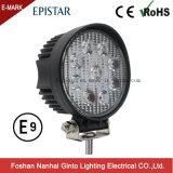 Emark rundes 27W Epistar LED Arbeits-Licht für die Landwirtschaft (GT2009-27W)