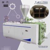 Blocco per grafici di portello del PVC di WPC che fa macchina