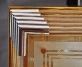 Lámpara de cristal del techo del arte de lujo moderno