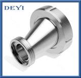 Redutor excêntrico masculino sanitário da linha fêmea de aço inoxidável (DY-R08)
