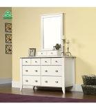 Sauder Shoal Creek Dresser, acabamento Branco suave