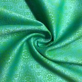 satin lumineux de Spandex du jacquard 50d*75D+40d pour la chemise de nuit et les sous-vêtements 02
