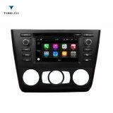 Android Market 7.1 S190 Plat para BMW 2 DIN Leitor de DVD de vídeo estéreo para automóvel de série 1 com WiFi (TID-Q170)