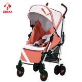 Automobile rossa dell'ombrello del bambino di piegatura facile