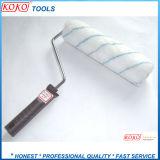 Ligne bleue de l'acrylique Polyster Type à vis de rouleau de peinture