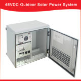 Conectable en caliente del Sistema Solar 48VCC para el suministro de energía de la base de Telecom Station-Shw48100
