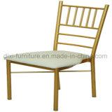 호텔 연회 금속 철 Chiavari 무도실 의자
