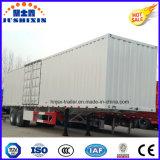 48pés/53 pés Caixa Grande Carga semi reboque para veículo furgão